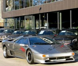 Lamborghini Diablo Switzerland Used Search For Your Used Car On