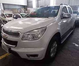 CHEVROLET S10 PICK-UP LTZ 2.4 F.POWER 4X2 CD 2013/2013 - MG|341235040|PJ1216488