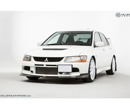 EVO 9 GT // EXEMPLARY SERVICE RECORDS