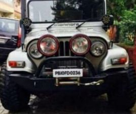 mahindra thar used – Search for your used car on the parking