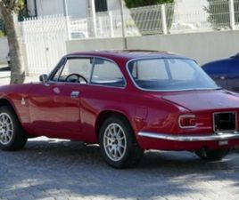 ALFA ROMEO GT JUNIOR 1600