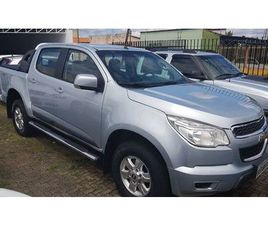 S10 PICK-UP LT 2.8 TDI 4X2 CD DIESEL