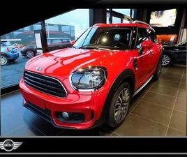 Mini Countryman Gasoline Red France Used Search For Your Used Car