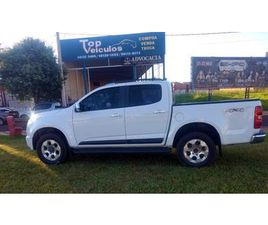 S10 PICK-UP LTZ 2.8 TDI 4X4 CD DIES.AUT