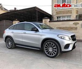 MERCEDES-BENZ GLE COUPE 450 AMG 4MATIC