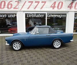 SUNBEAM TIGER 1965