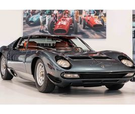 Lamborghini Miura Used Search For Your Used Car On The Parking