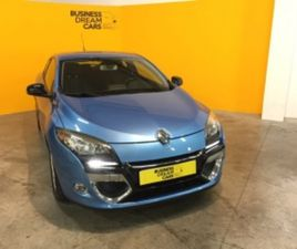 RENAULT MÉGANE COUPE BOSE EDITION