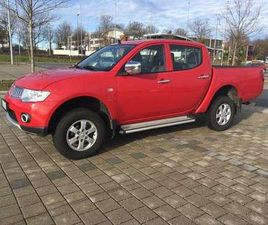 PICK UP 4X4 INTENSE DOUBLE CAB