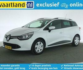 ② RENAULT CLIO ESTATE 1.5 DCI EXPRESSION [ NAVI TREKHAAK CR... - RENAULT
