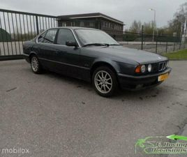 ② BMW 5-SERIE E34 520I 1994 YOUNGTIMER! - BMW