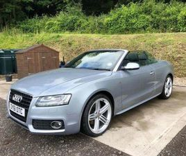 CABRIOLET 3.0 TDI S LINE CABRIOLET S TRONIC QUATTR