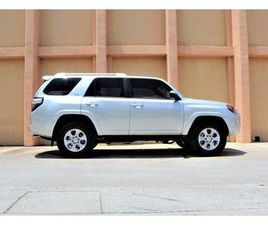 2018 TOYOTA 4RUNNER SR5 ARMORED