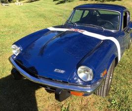 1972 TRIUMPH GT6 FOR SALE