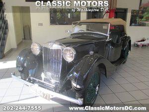 1937 MG VA MG-VA