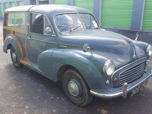 1954 MORRIS TRAVELER FOR SALE