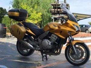 moto cbf 1000 occasion