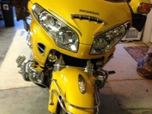 2009 HONDA GOLDWING