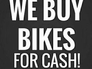 SELL YOUR BIKE TO BIKEWORLD!