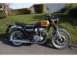 KAWASAKI W 800 FINAL EDITION (35KW) KELLERMANN MICRO BLINKER NEUVE