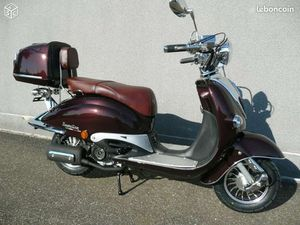 SCOOTER NECO BORSALINO DUE 50