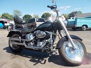 2010 HARLEY-DAVIDSON FAT BOY