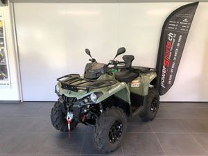 CAN-AM OUTLANDER L450 SWISS PRO 4X4