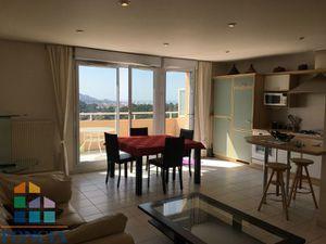 Location appartement meublé 3 pièces 63 m² Marseille 9e - 890 €