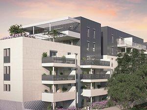 Achat appartement 4 pièces 94 m²  Montpellier - 381 000 €