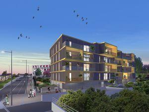 LE KLIMT (2 à 4 pièces  41 à 98 m²)  Montpellier - 172 000 à 359 000 €