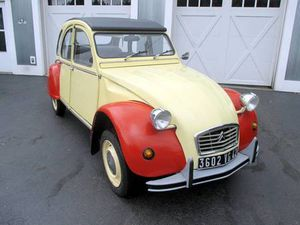 1980 CITROEN 2CV FOR SALE