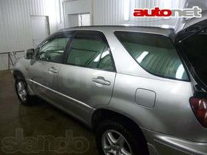 TOYOTA HARRIER 2.2 16V
