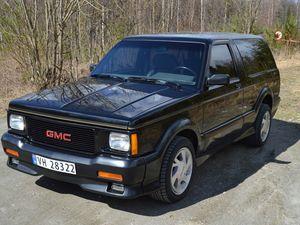 GMC TYPHOON 1993, 77 500 KM, KR 175 000,-