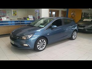 2017 OPEL ASTRA ASTRA SC 1.4 5 DR