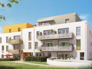 Annonce : Vente Appartement neuf La Montagne (44620) 43 m² (160 000 €) LAMON1-B301