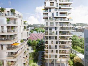 Annonce : Vente Appartement neuf Lyon 7 123 m² (562 400 €) 012702-030-269A28