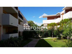 Appartement 1 pièce à louer - Montpellier (34000) - 30.86 m2 - Foncia