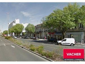 Cession de bail Local commercial Bordeaux (Gironde 33) 120 m²