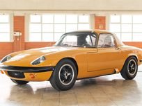 lotus elan coupé h71