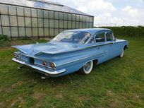 chevrolet bel air 1960 283ci v8 https://cloud.leparking.fr/2020/05/10/12/07/chevrolet-bel-air-chevrolet-bel-air-1960-283ci-v8-bleu_7597623119.jpg
