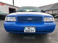 ford crown victoria police interceptor p71 v8 4.6l flexfuel 2010