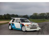 1985 peugeot 205 turbo 16 evolution 2