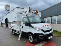 iveco daily nacelle comilev 13m