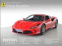 ferrari f8 tributo v8 3.9 bi-turbo 721 ch