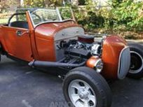 ford hot rod hotrod v8
