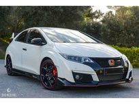 benzin - honda civic type r fk2 - 2016
