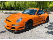 benzin - porsche 911 type 997 gt3 rs - 2007