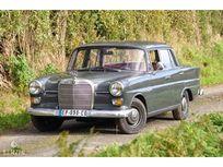 benzin - mercedes-benz 200d w110 - 1966