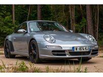 benzin - porsche 911 type 997 carrera 2 - 2005