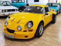 benzin - alpine a110 1400 groupe 4 - 1978